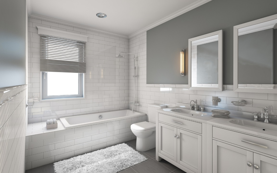 Kellyville Bathroom Renovations